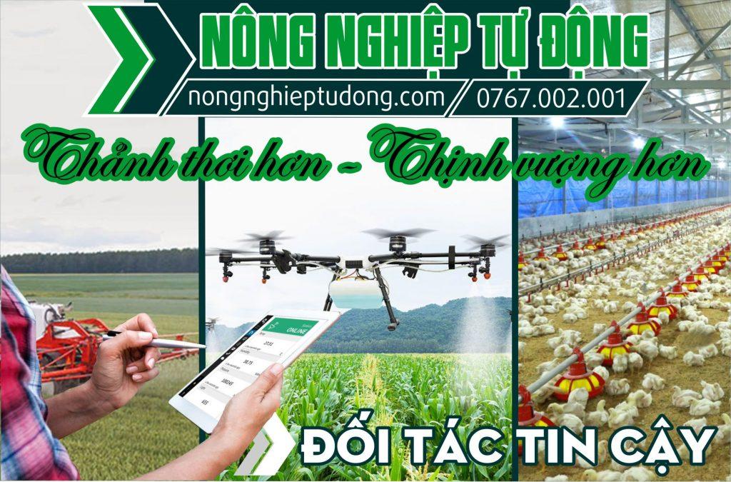 nông nghiệp tự động hóa hogitech